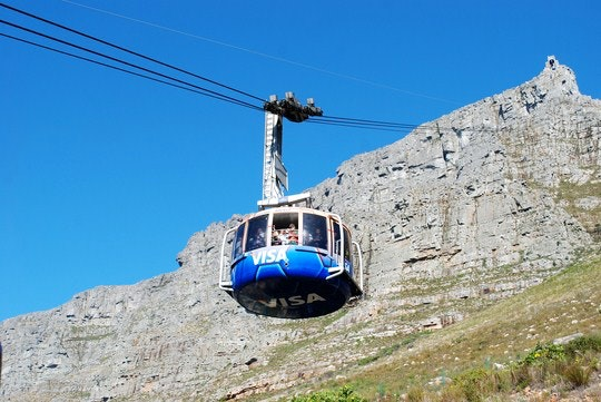 Cable Car by George M. Groutas (flickr)