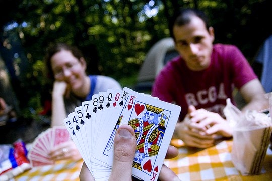 Card Games by helloturkeytoe (Flickr)
