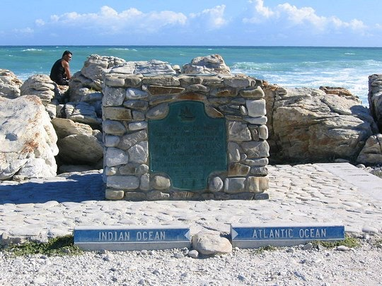 Cape Agulhas (Wikipedia)