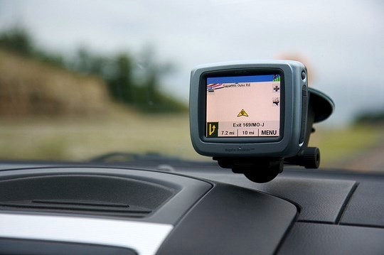 Car GPS by Marcin Wilchary (Flickr)