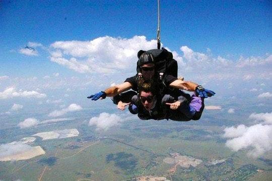 Skydiving in Wonderboom via TravelGround
