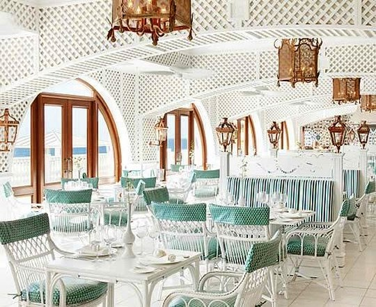 The Ocean Terrace at The Oyster Box