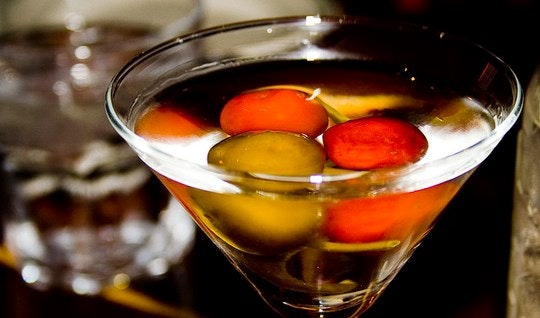 The perfect Martini. By Will Keightley (Flickr)