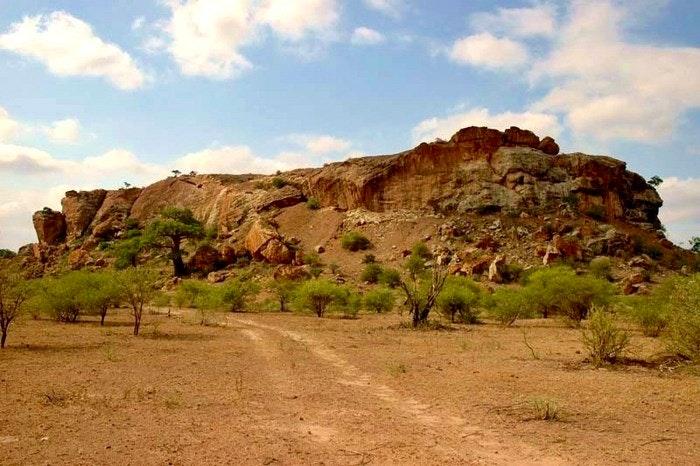 Mapungubwe Hill. By JJ van Zyl (Creative Commons)