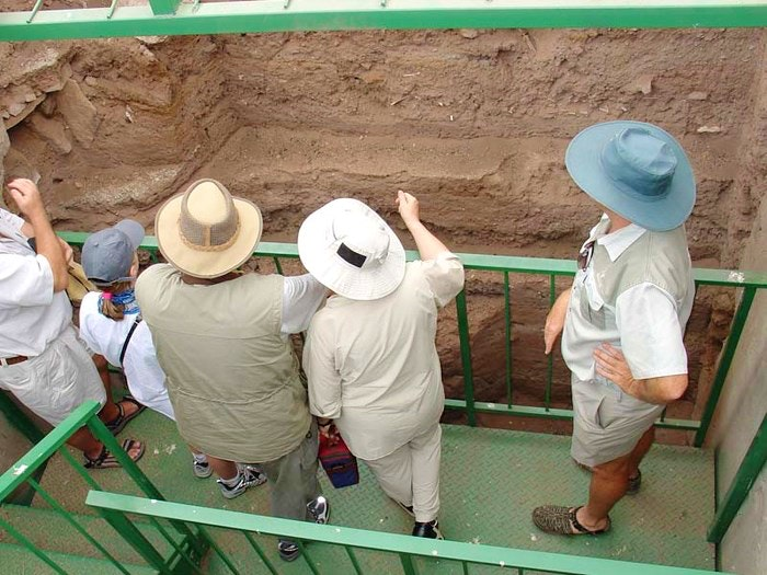 Ongoing excavations at Mapungubwe. By JJ van Zyl (Creative Commons)