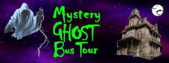 Mystery Ghost Bus Tours