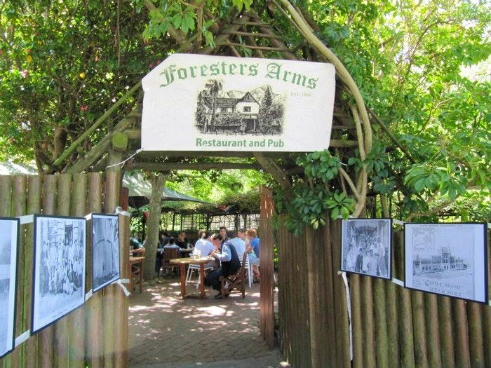 Foresters Arms
