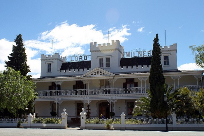 Lord Milner Hotel, Matjiesfontein home to a friendly ghost, Western Cape, South Africa by flowcomm