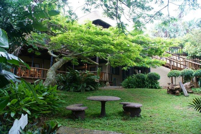 Ndiza Lodge and Cabanas (C) TravelGround