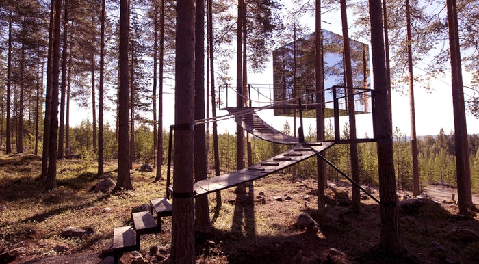 The Tree Hotel, Sweden