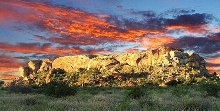 Mapungubwe Hill. By Marius Loots (Creative Commons)