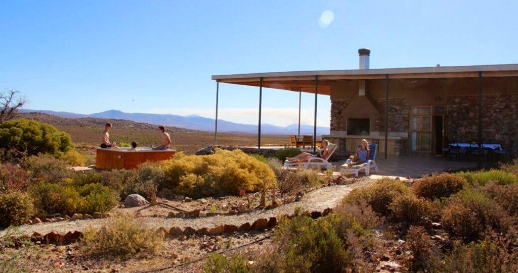 Sand River Conservancy - Sandkop House