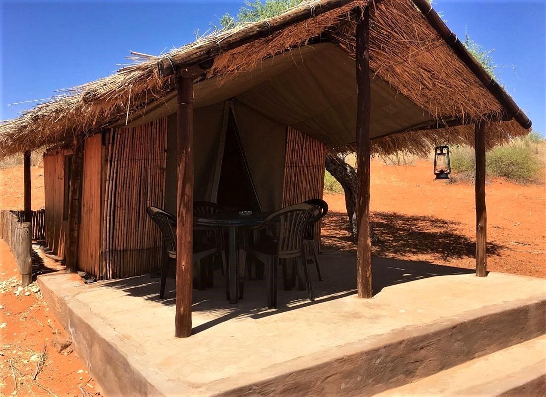 Kalahari Trails Nature Reserve and Meerkat Sanctuary