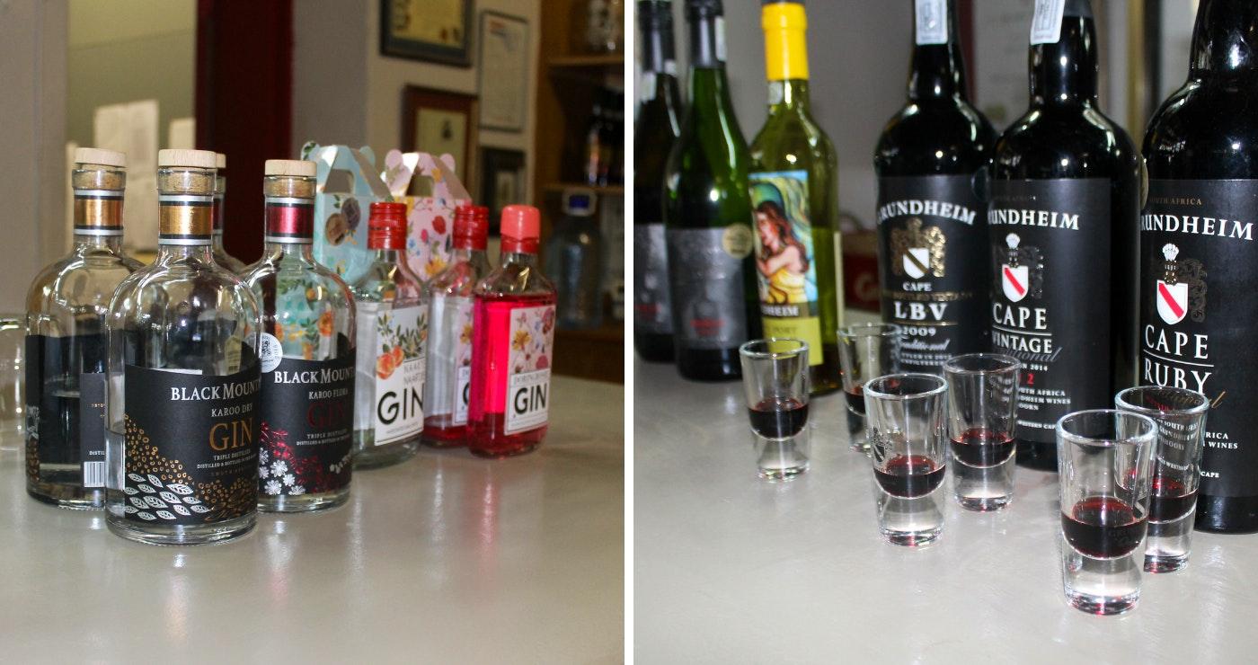Gründheim Wines (Foto's: Daniëlle Terblanche)