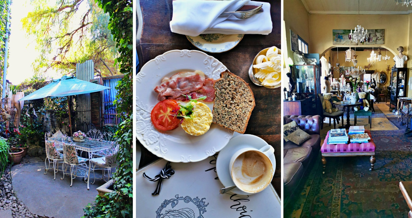 Sophie's Choice, Willowmore