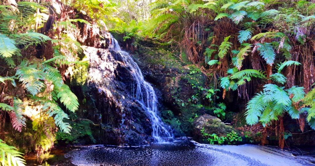 Jubilee Creek-swemgat