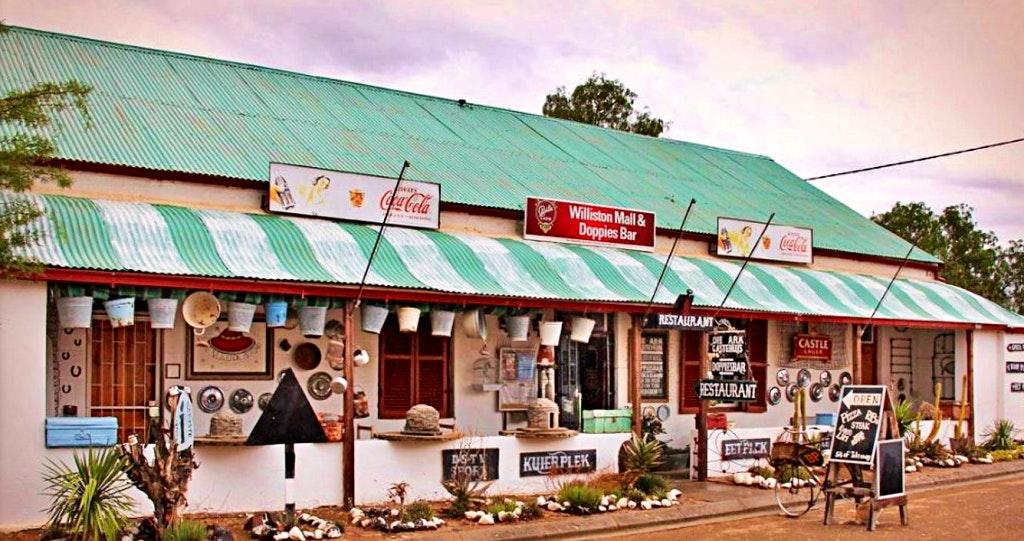 Die Doppies Bar | Foto: LekkeSlaap