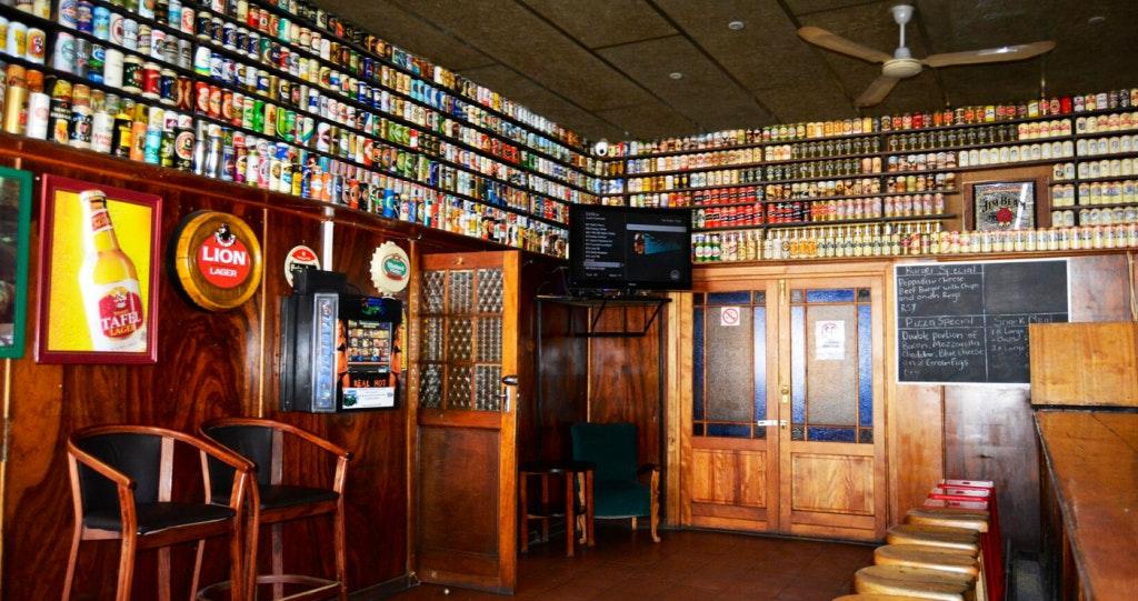 Die Blikkies Bar | Foto: Facebook