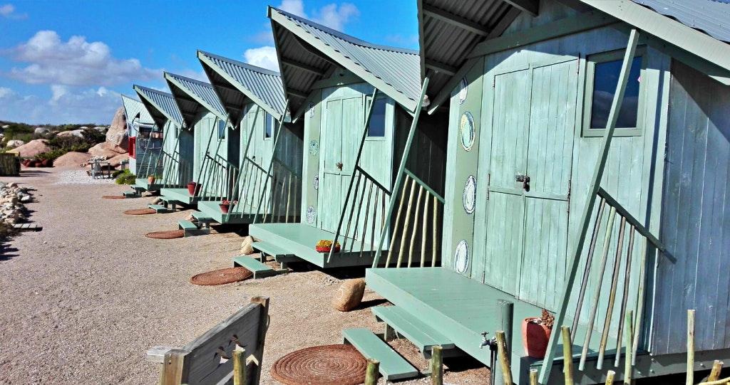 Sea shack paternoster