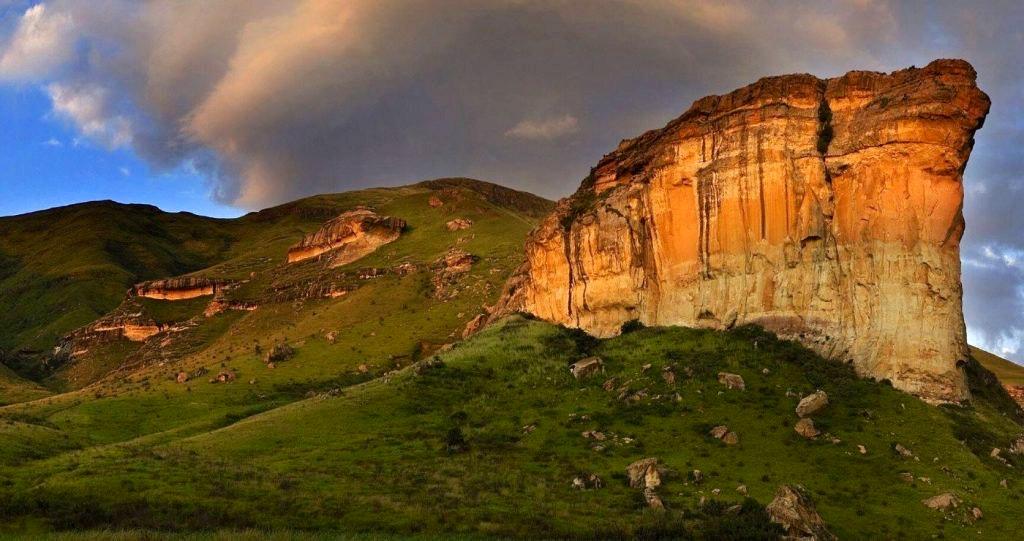 golden gate highlands nature reserve