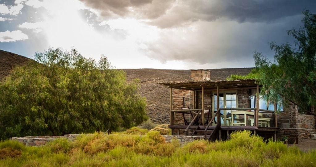 Karoo kothuis