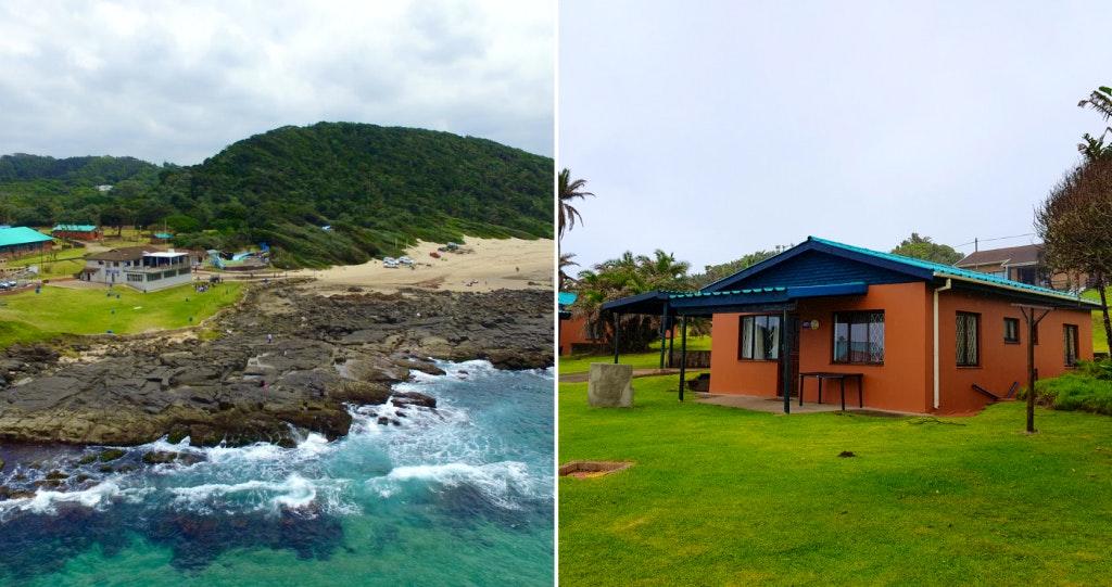 KwaZulu-Natal beach