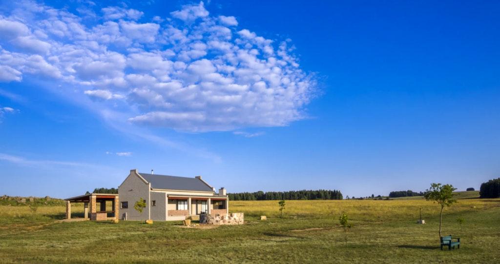 Blue Crane Farm Self Catering  Mpumalanga getaway accommodation lekkeslaap verblyf in Mpumalanga Dullstroom