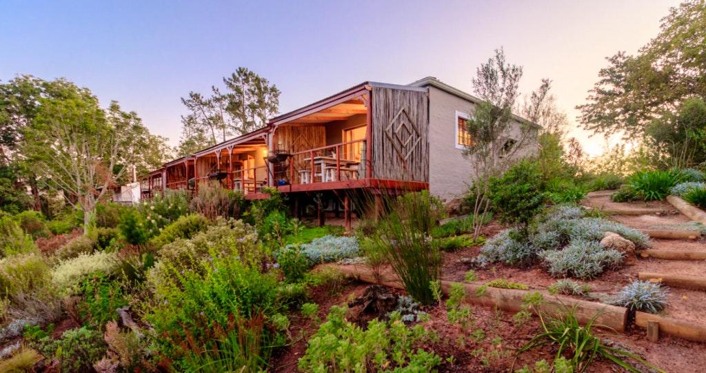 Self-Catering Knysna accommodation Rheenendal Western Cape selfsorg verblyf lekkeslaap weskaap blyplek