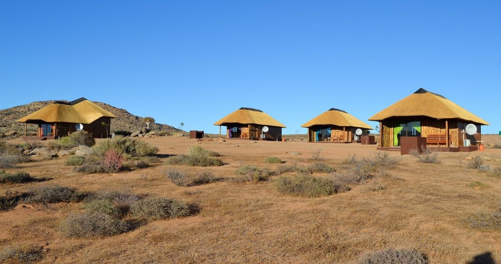 Springbok stay in Northern Cape