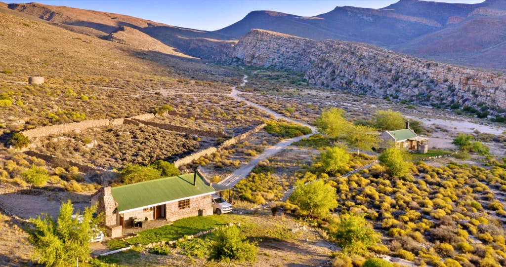 Mount ceder Cederberg accommodation