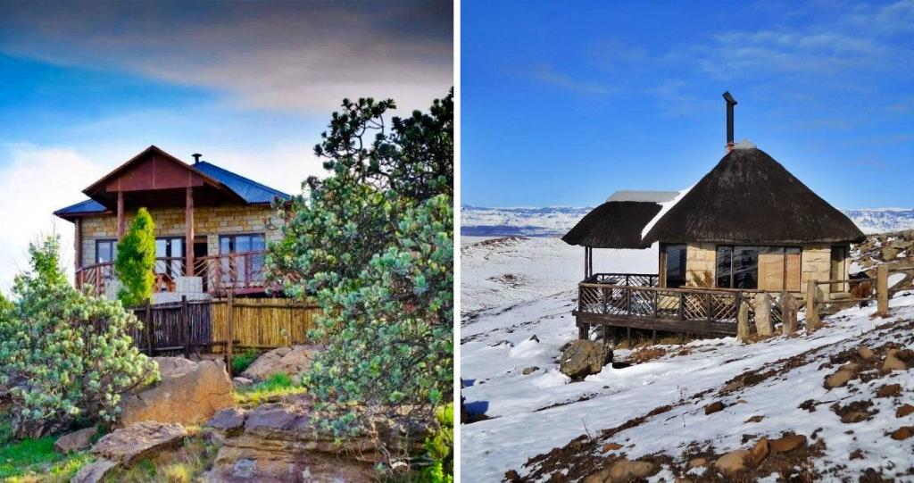 Dumbe cottage mountain cottage KZN