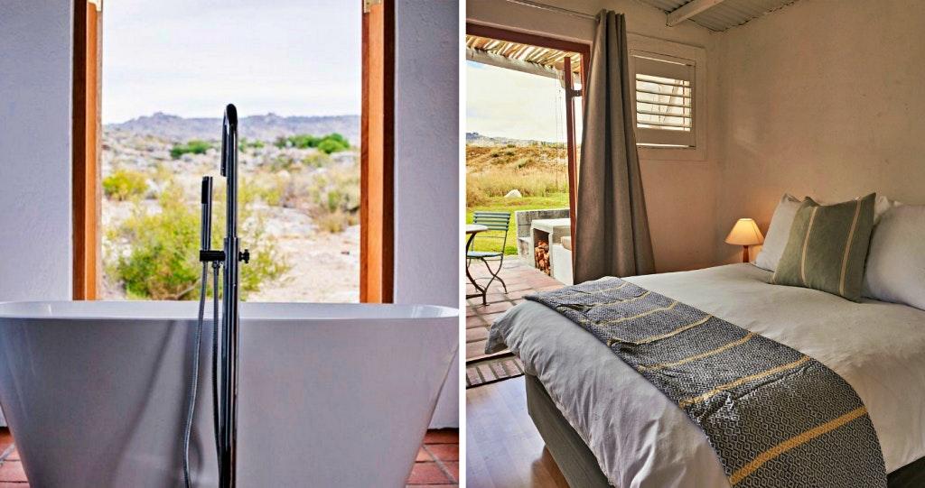 Groot winterhoek accommodation mountain cottage