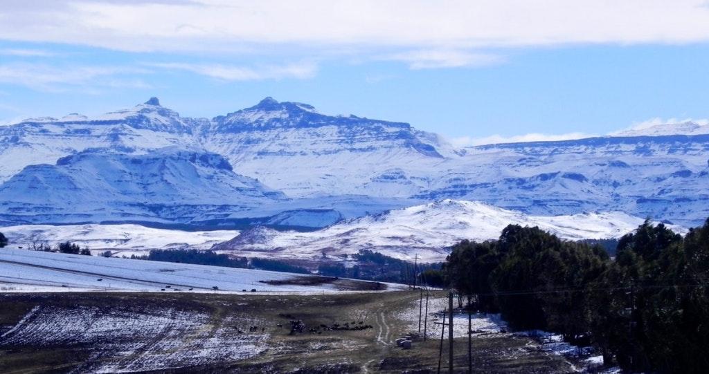 Underberg sneeu