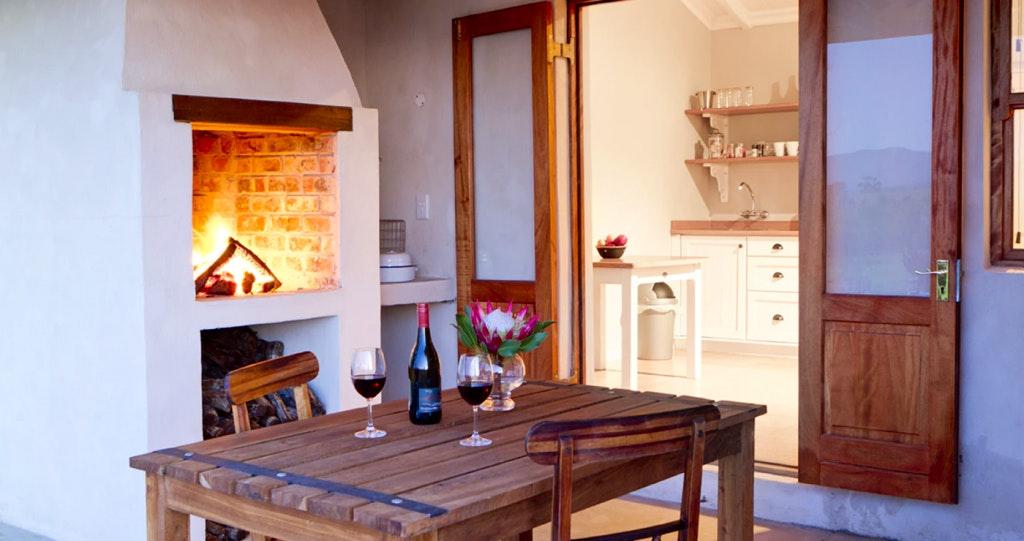 Black Oystercatcher Cottages wine farm self-catering western cape lekkeslaap braaidag erfenisdag bredasdorp