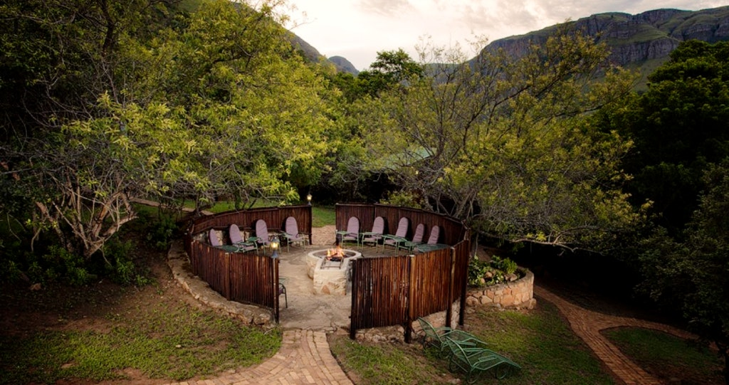 Klipfontein Bushcamp cottage bush self-catering mpumalanga panorama route braai facilities klipfontein lekkeslaap
