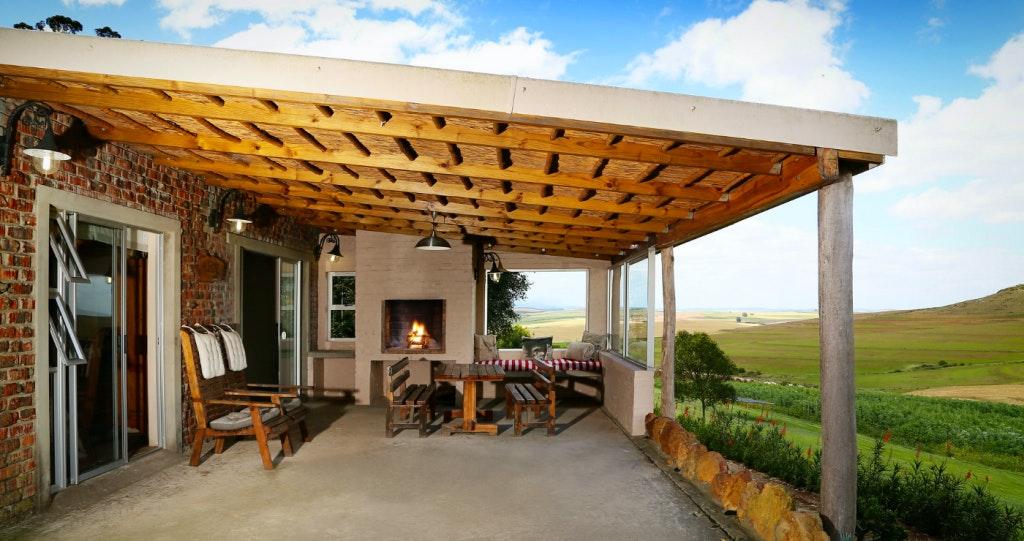 Skeiding Guest Farm garden route heidelberg accommodation B&B weskaap braaiplek