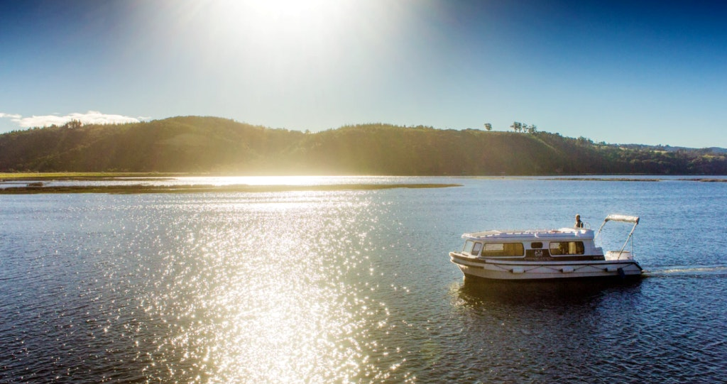 knysna houseboats lekkerslaap self catering