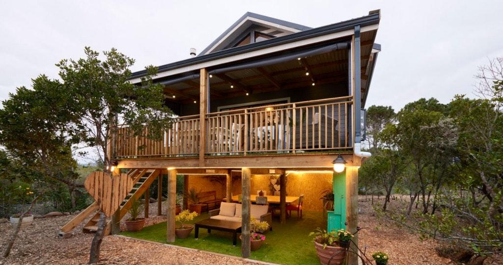 Treedom Villas and Vardos weskaap wildernis villa selfsorg selfcatering lekkerslaap accommodation verblyf