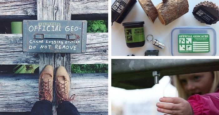 Geocaching, 'n  nuwe skattejag. Foto's verskaf: Geogaching.com