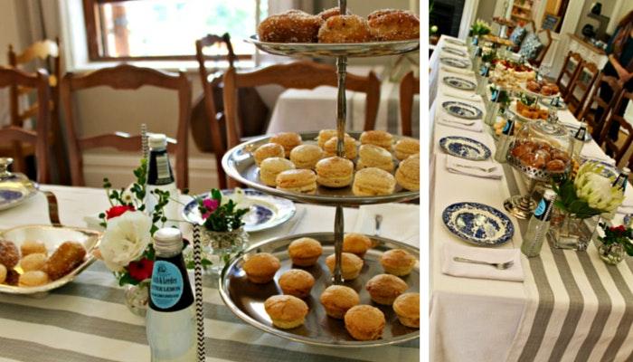 High tea at Bonne Esperance by Roseanna McBain (C) TravelGround