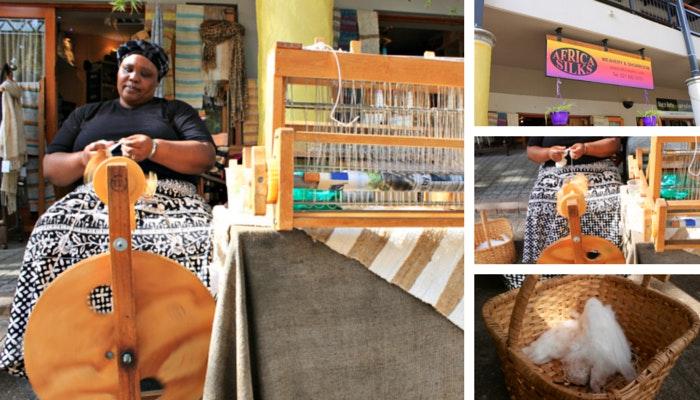 Africa Silks by Roseanna McBain (C) TravelGround