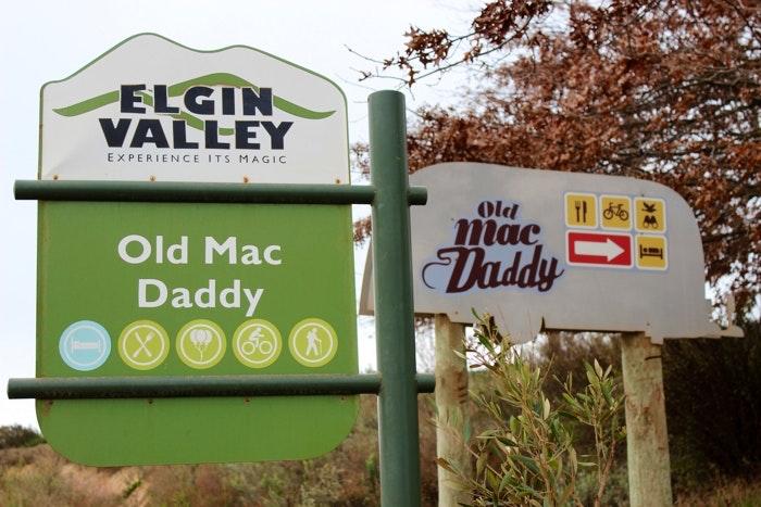 Elgin Old Mac Daddy by Roseanna McBain (515)