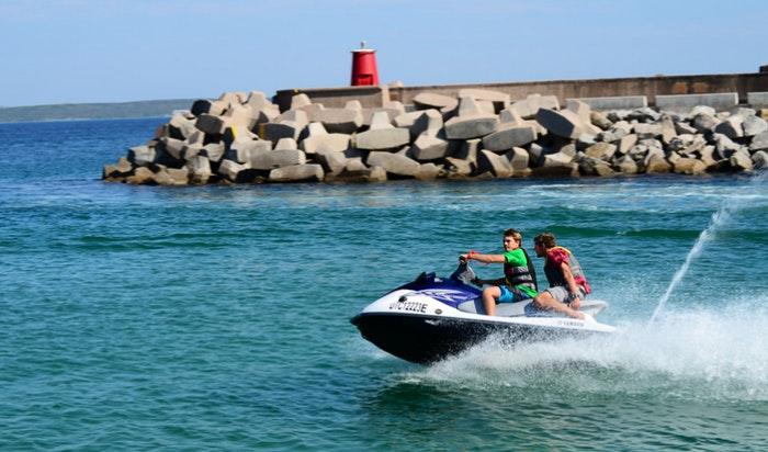 elite jetski via ultimate guide to Langebaan Watersports