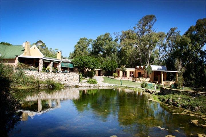 Botterkloof resort is tailored for family fun