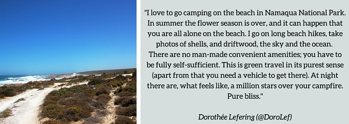 Dorothée Lefering: Secret summer hideouts